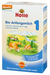 Bio-Anfangsmilch 1